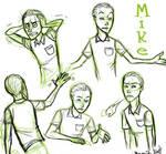 MU: Mike Wazowski