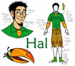 Angry Birds (Toons) : Hal humanization