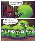 Angry Birds Toons : All the Same