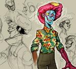 Psychonauts : Dr. Loboto Doodles