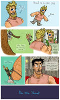 Pit People : Comic about Yosef