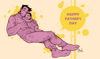 Pit People : Happy Fathers Day 2019 by MemQ4