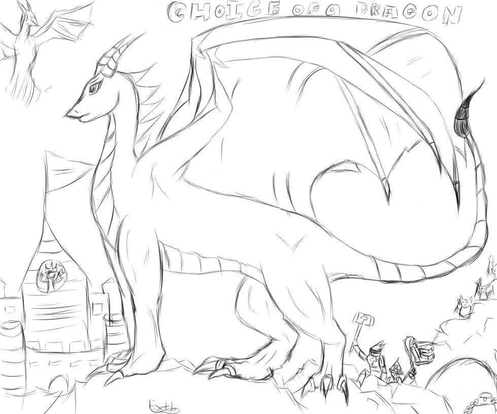 Choice of a Dragon: Xelias by HeartsMadeOfDiamonds