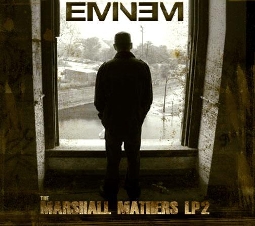Eminem Marshall Mathers LP 2 by EARTHDOG420 on DeviantArt Eminem Survival Album Cover