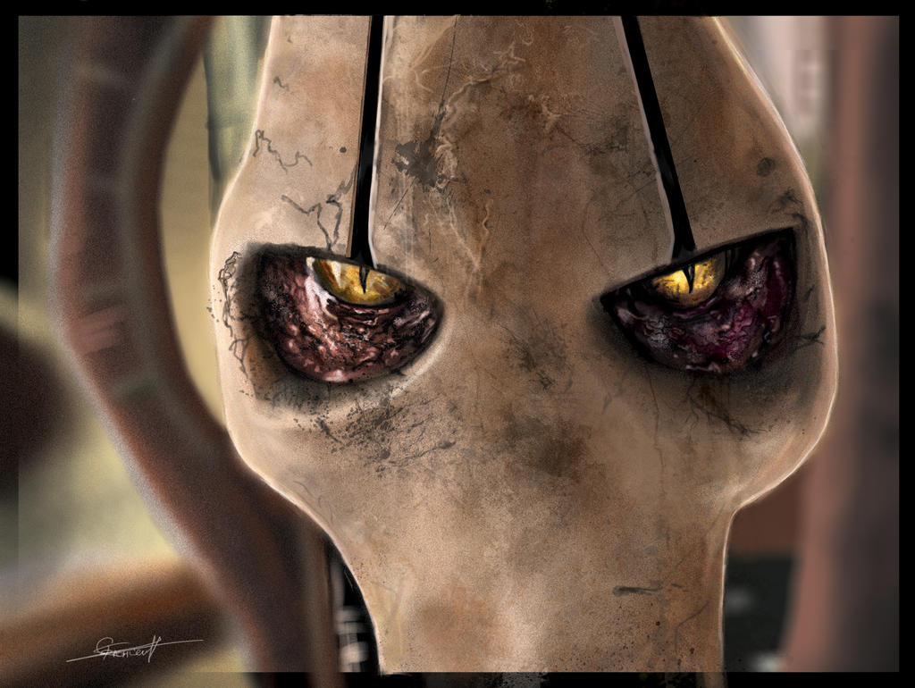 General Grievous by ShadowSnake67