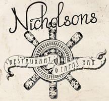 Nicholsons retro design
