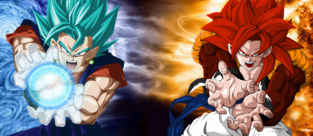 ssj4 vegito vs ssj4 gogeta Quotes