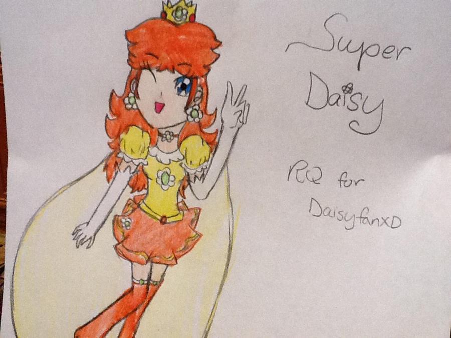 RQ: Super Daisy by KawaiiStarKirby