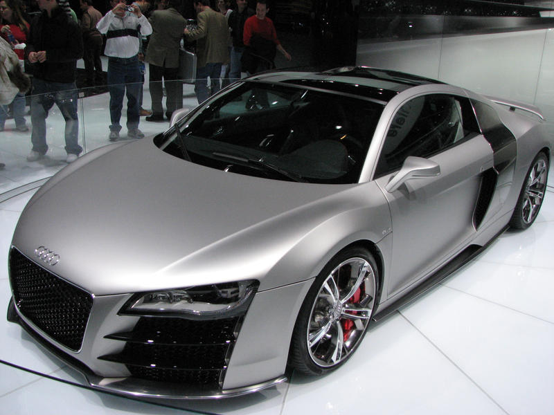 Audi R8 V12 TDI by Big-D-pictures