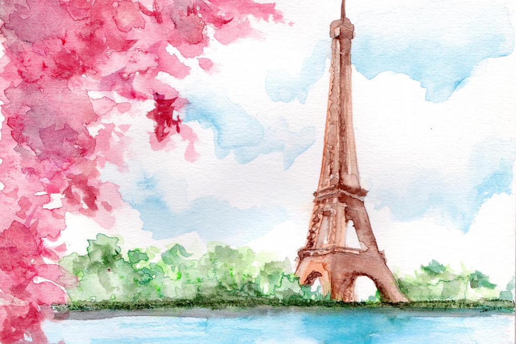 Paris Mon Amour 1 by sahdesign