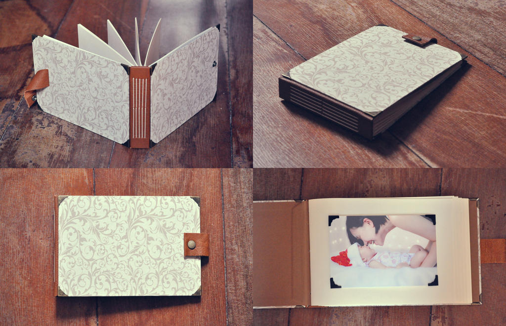 Vintage Photoalbum by sahdesign
