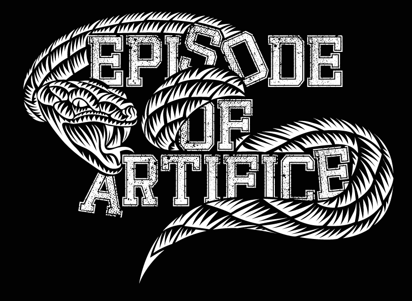 EPISODE OF ARTIFICE band logo by almazoff196