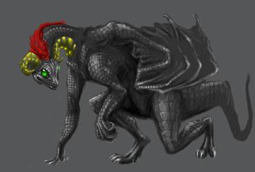 The Dragon King by MortimerMironov