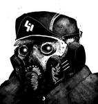 Helghast Officer