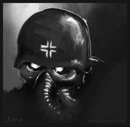 Wolfenstein Fanart by Rafta