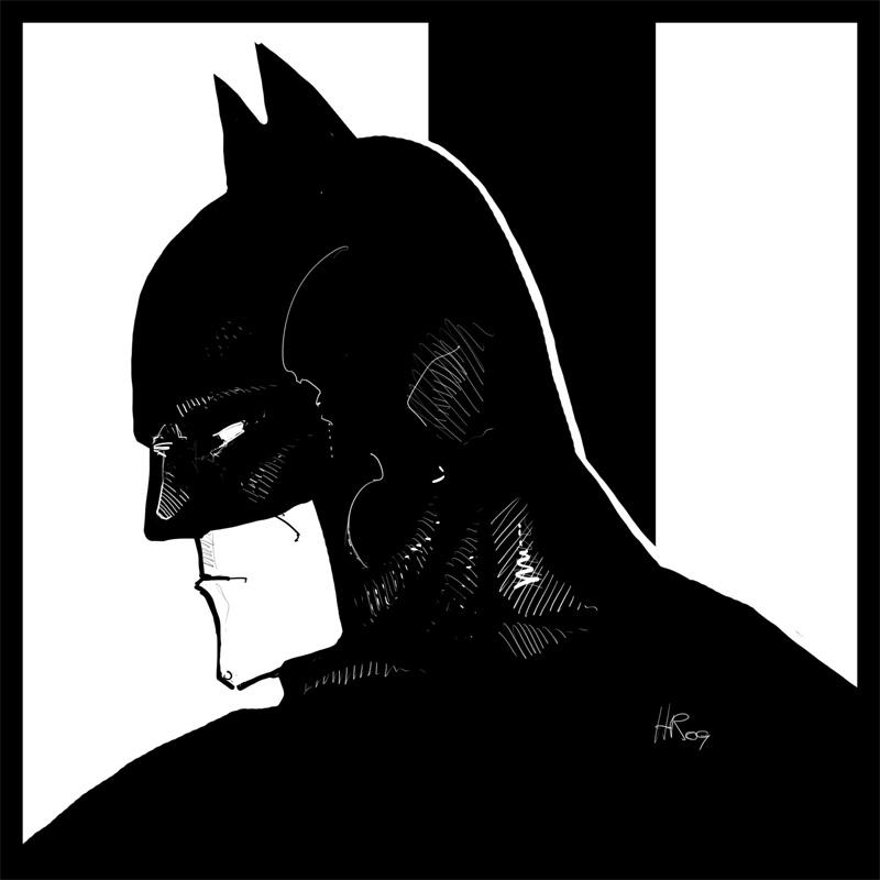 Batman2 by Rafta