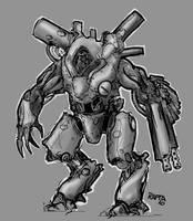 Strogg Commander by Rafta