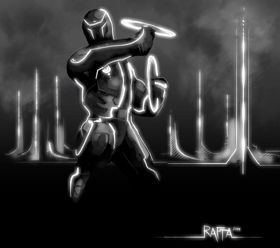 Tron by Rafta