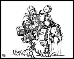 Mein Teil - Quake Wars by Rafta