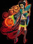 :The Dark Geisha: