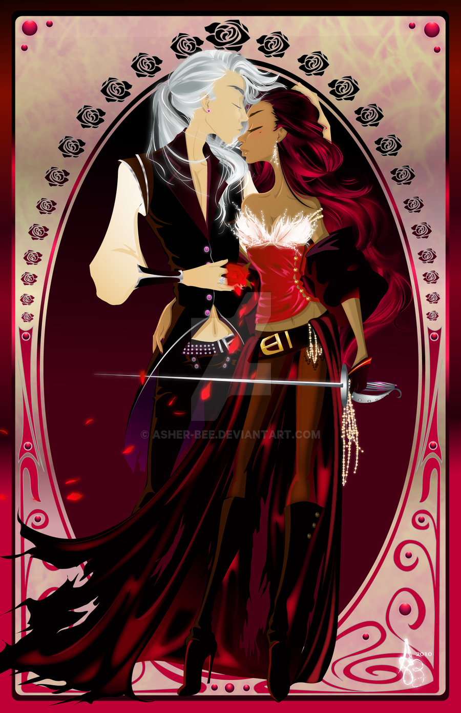 :Til Death Do You Part: by Asher-Bee