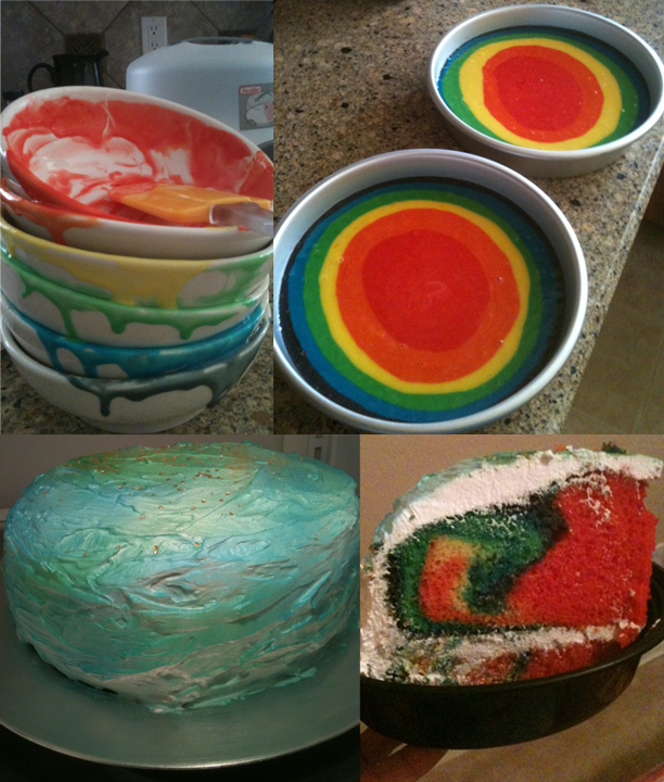:Another Cake Bake'n Day: by Asher-Bee