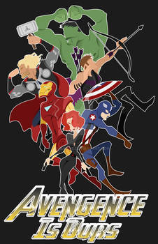 Avengence Is Ours!