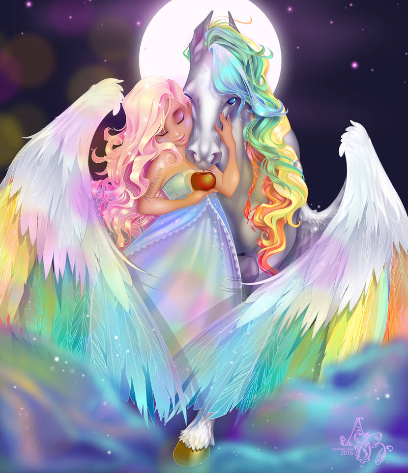 :Rainbow and Starlite: