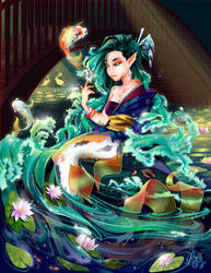 The River Mermaid