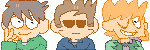 Eddsworld icons by Rogueports