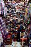 Man in Shop (Marocco)