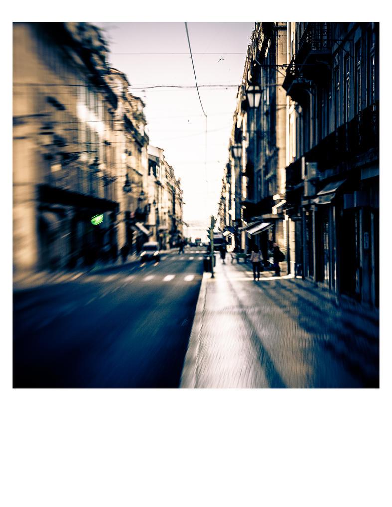 Lisbon   Portugal   city by Rob1962