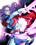 Betsy Braddock Captain Britain - 26 Days of Xmen