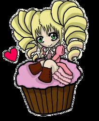 Lizzy Midford Chibi by AnimeAlchemist22
