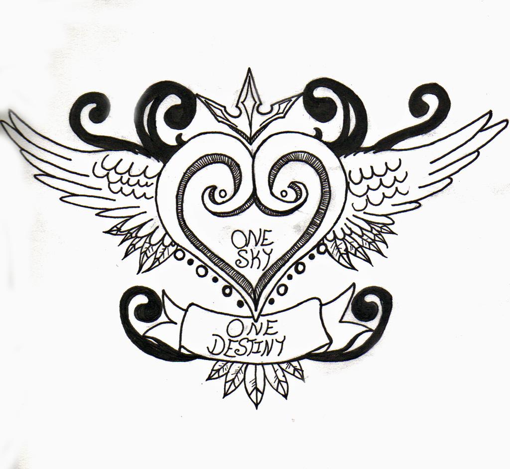 Oathkeeper Oblivion Tattoo