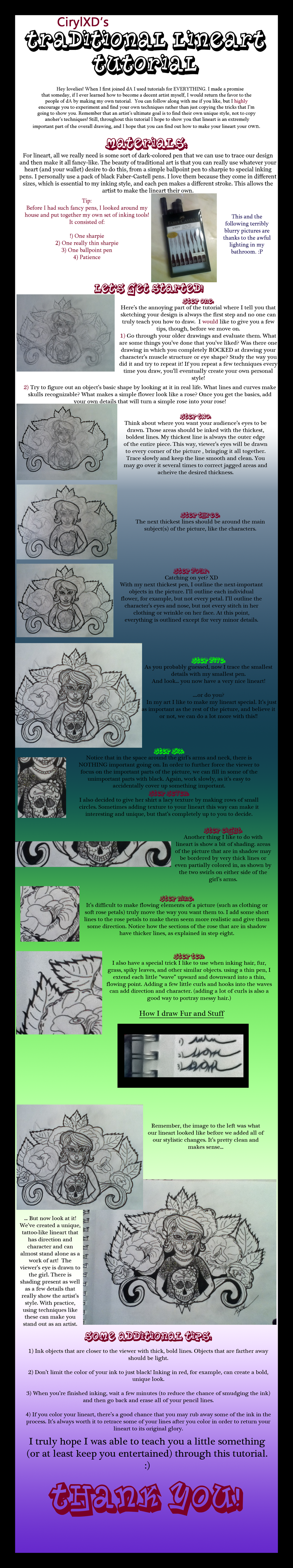 Traditional lineart tutorial by cirylxd on deviantart traditional lineart tutorial by cirylxd traditional lineart tutorial by cirylxd baditri Gallery