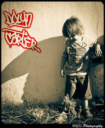 Dolyn Carter Grafitti by VINpixPhotography