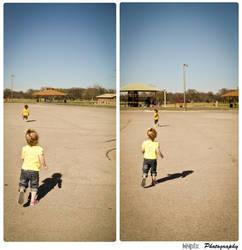 C'mon, This way by VINpixPhotography