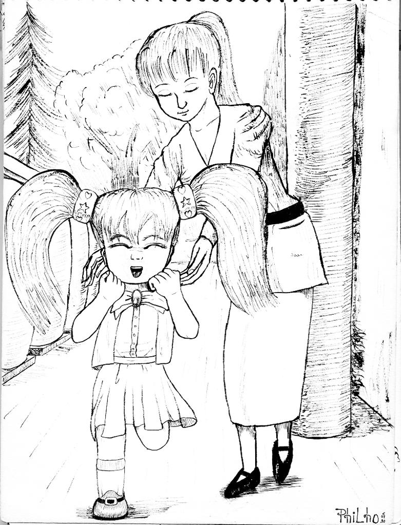 Comment Dessiner Le Decor Derriere Un Personnage Manga