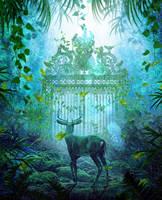 Secret Garden by no1intheworld