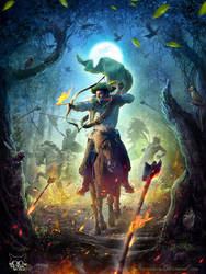 Prince of Thieves by no1intheworld