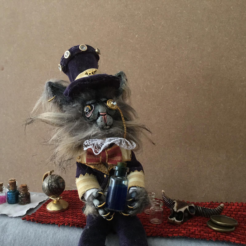 Mr. Rabbit by 99g3ny99