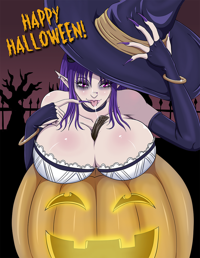 Happy Halloween! by Shouhda