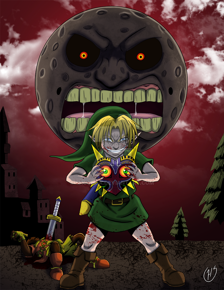 Majora's Mask Breaking the Cycle by Shouhda