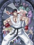 Street Fighter Vs Darkstalker Contest Submission
