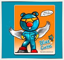 Is Blue Cutie