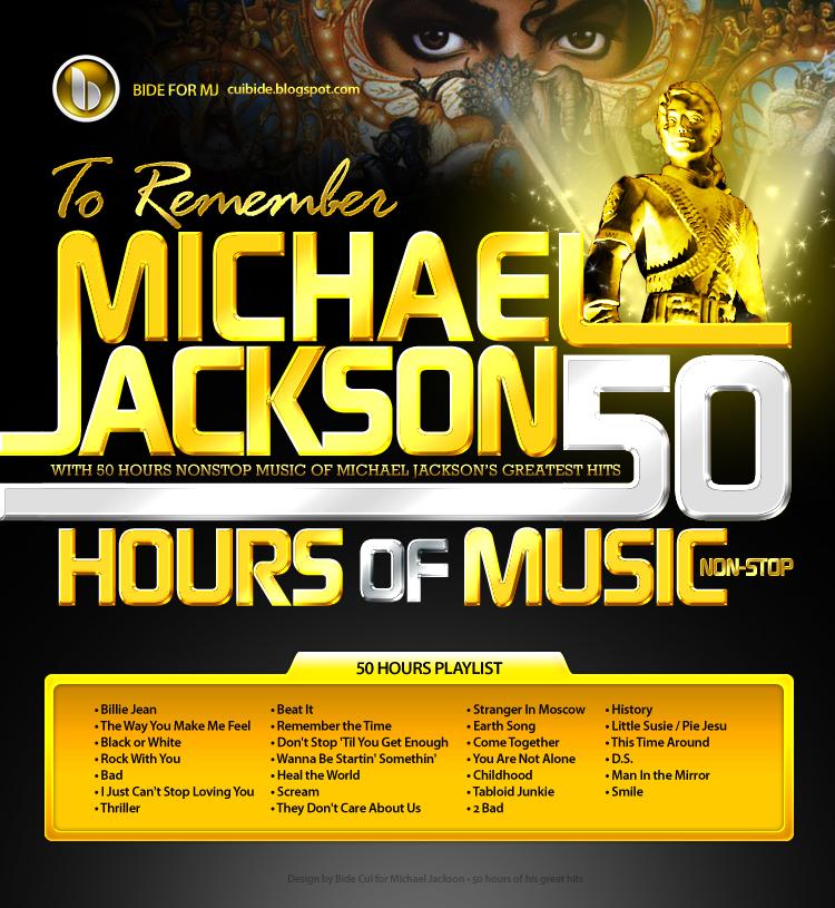 Bide for MJ by petercui