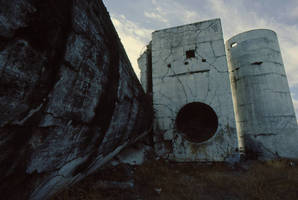 Abandoned Cement Plant II