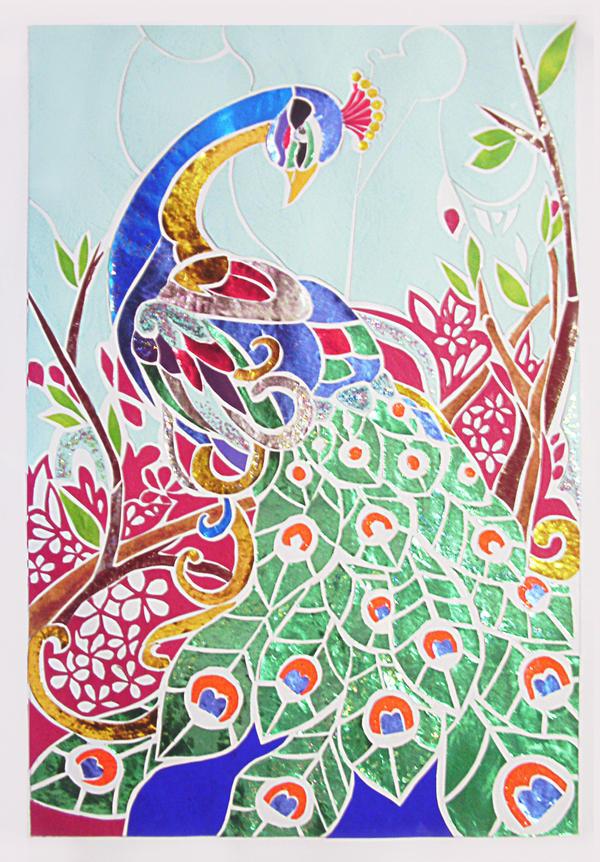 Peacock by Venneta