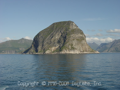 Norwegian Fjords by daylabs